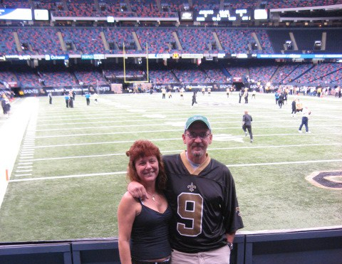 Saints Game