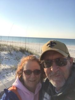 FL_Me&Kath on beach