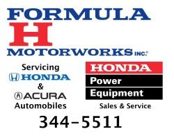 Formula H Motor Works